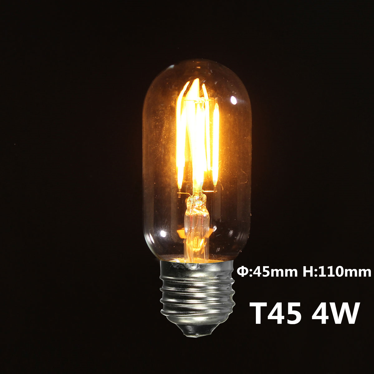 e27 edison vintage led lampe gl hbirne filament retro cob licht bulb nostalgie ebay. Black Bedroom Furniture Sets. Home Design Ideas