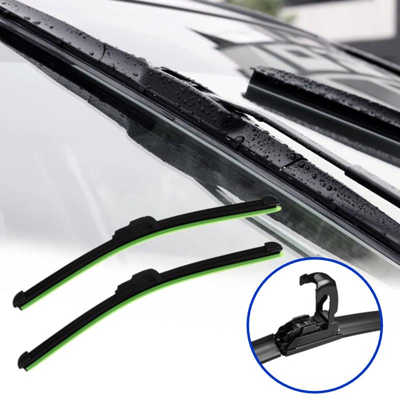 14'' Inch Car Frameless Bracketless Rubber Windshield
