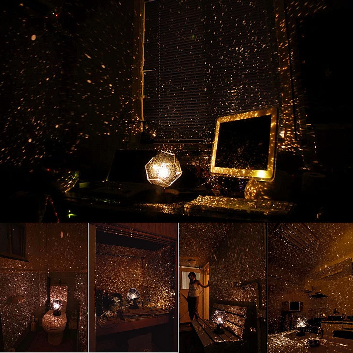Night light projector lamp - Astro Star Galaxy Master Planetarium Projector Cosmos Night