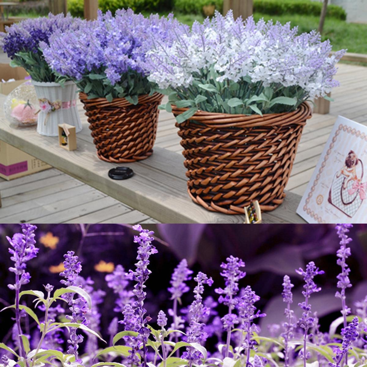 bouquet de fleurs artificielle hortensia soie d coration mariage maison soir e ebay. Black Bedroom Furniture Sets. Home Design Ideas