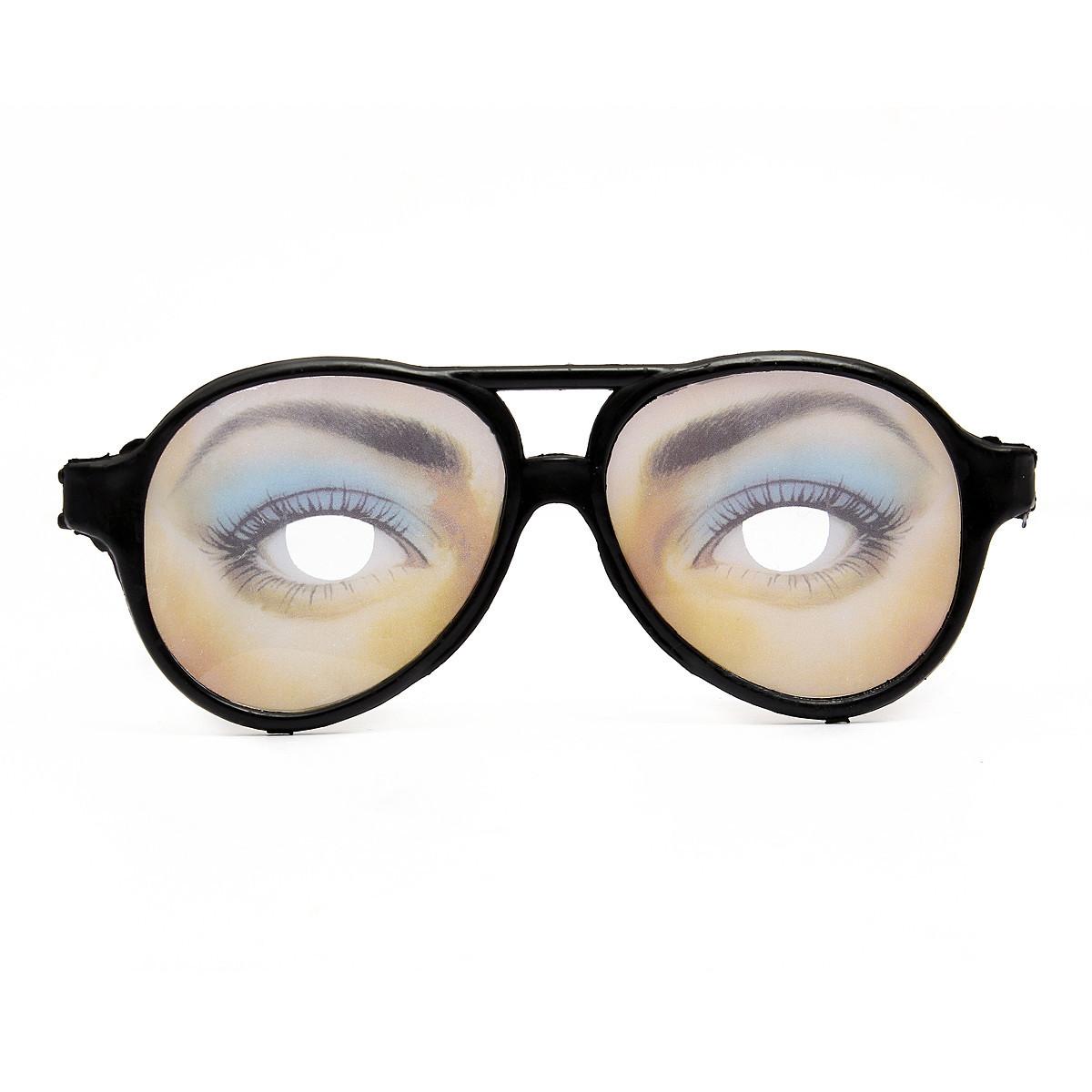 Large Frame Fake Glasses : Funny Fake Eye Glasses Big Frame Joke Fancy Dress Party ...