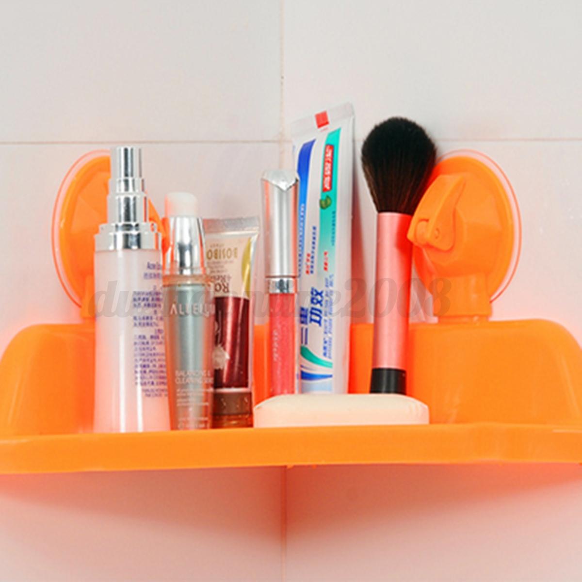 salle de bain organisateur douche rangement support savon