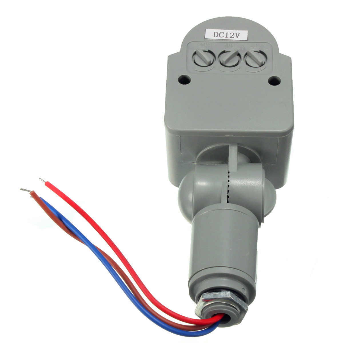 12v Dc Outdoor Automatic Infrared Pir Motion Sensor Switch For Led Light Excelle Ebay