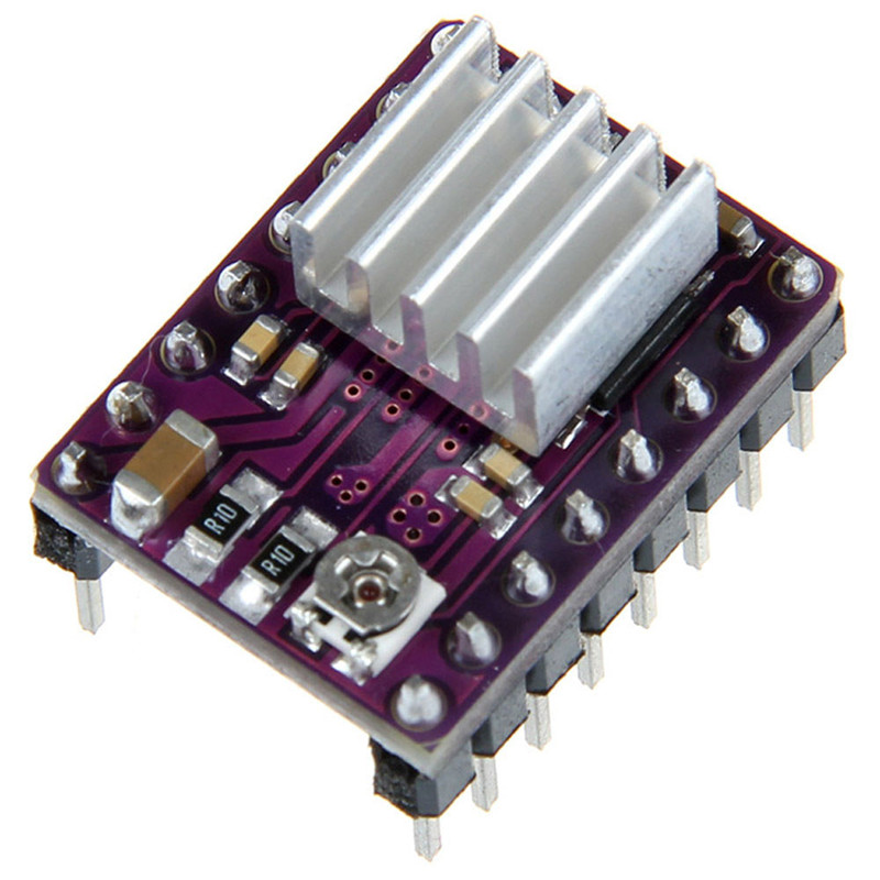 arduino drv8825 stepper motor driver module 3d printer ramps1.
