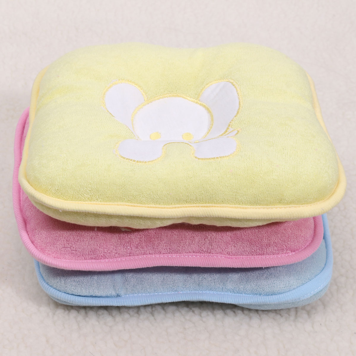 Baby Infant Pillow Elephant Prevent Flat Head For Baby Car