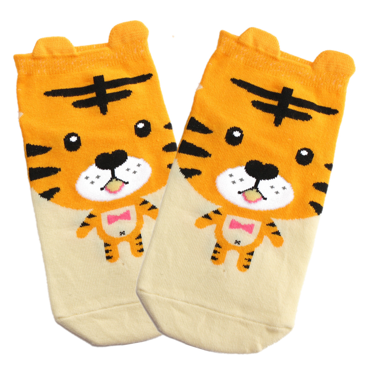 Cute 3D Lovely Cartoon Women Ladies Girls Teens Pupils Ankle Cotton Rich Socks