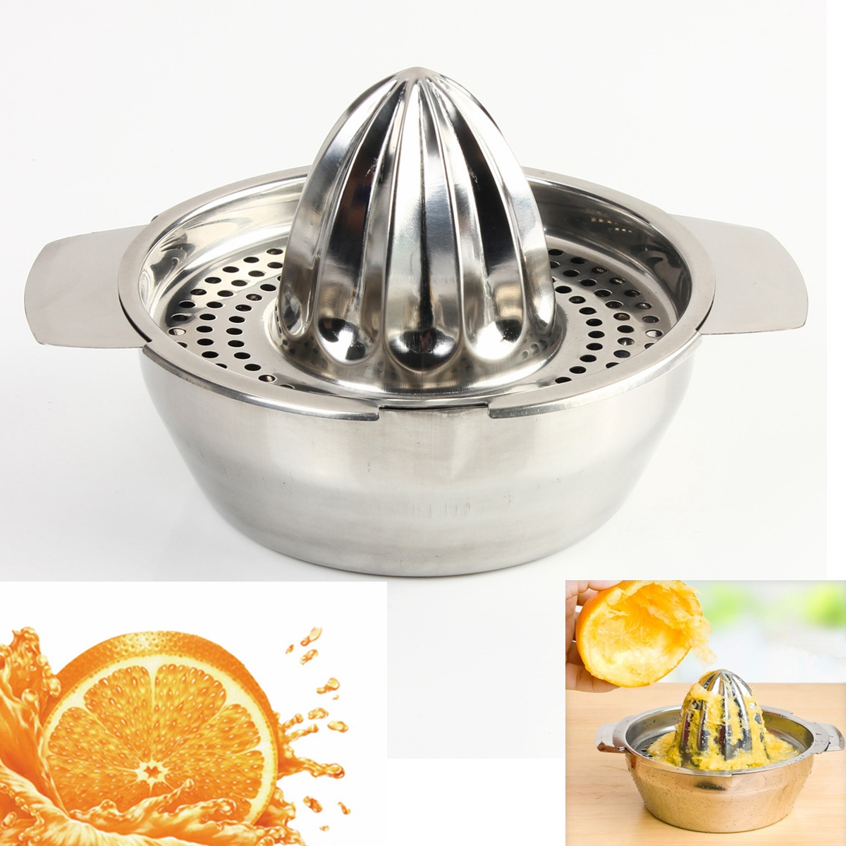 how to use citrus press juicer