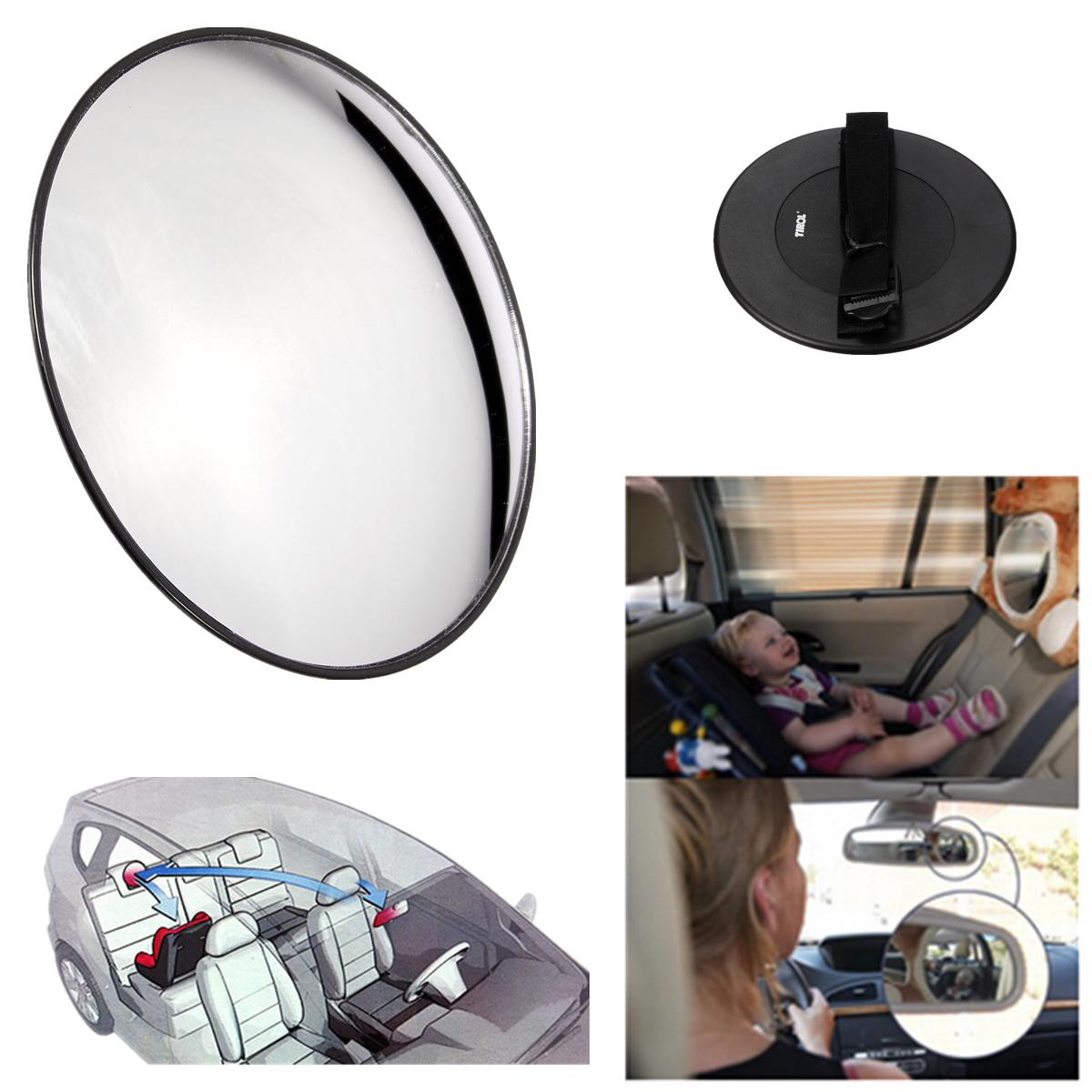 retroviseur miroir si ge r glable surveillance auto voiture bebe enfant s curit ebay. Black Bedroom Furniture Sets. Home Design Ideas