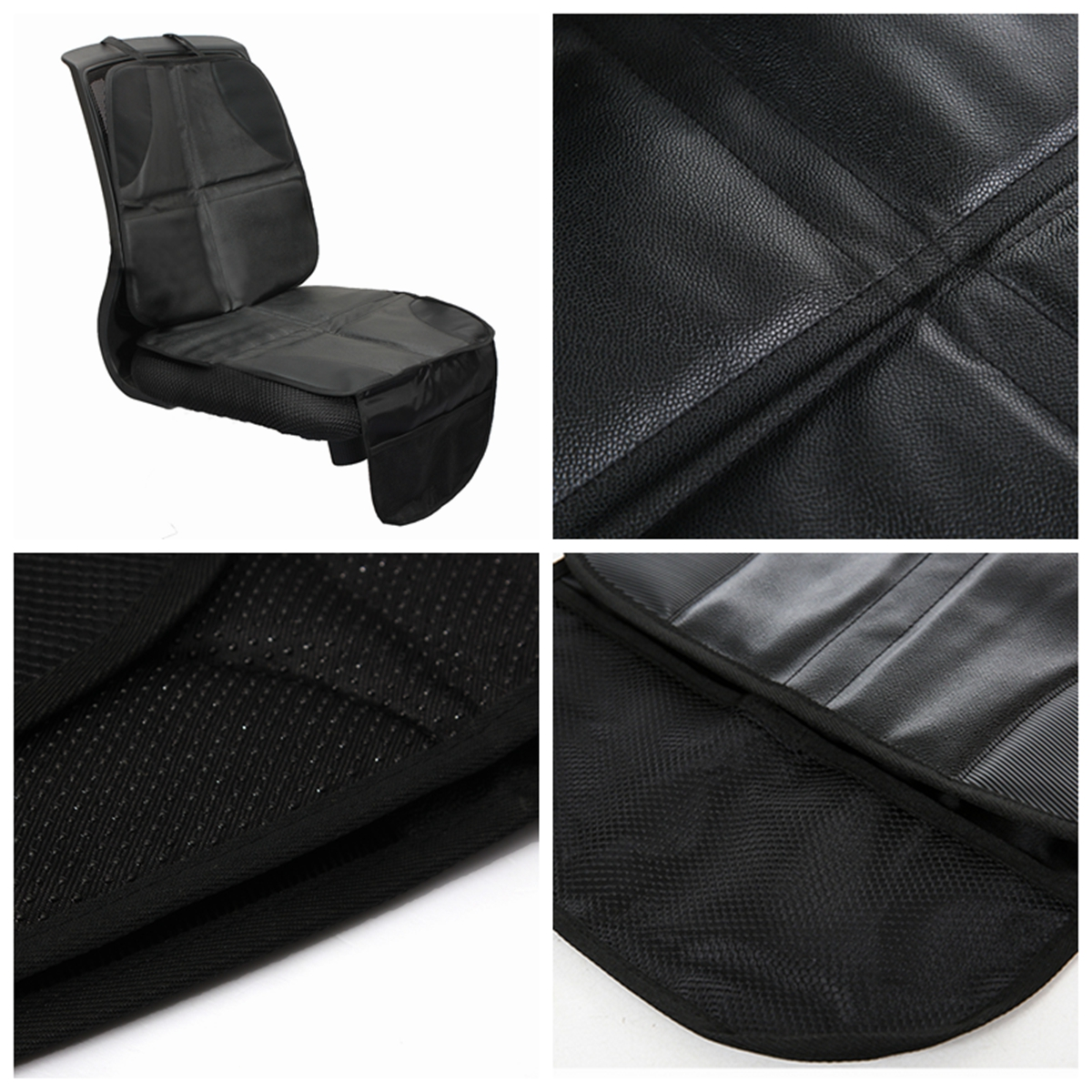 Auto Child Infant Seat Saver Easy Clean Protector Safety
