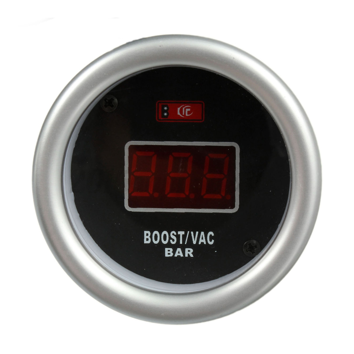 Electronic Voltmeter Gauges Oil And Water : ″ mm digital boost water oil temperature pressure