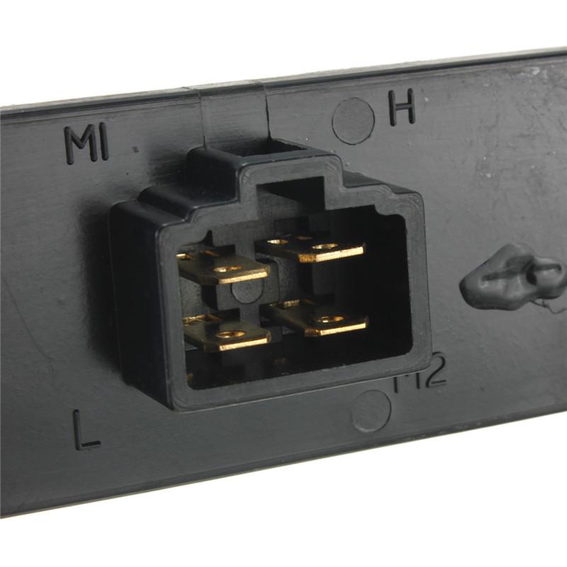 Heater ac hvac blower motor fan resistor for dodge ram for Dodge ram blower motor not working