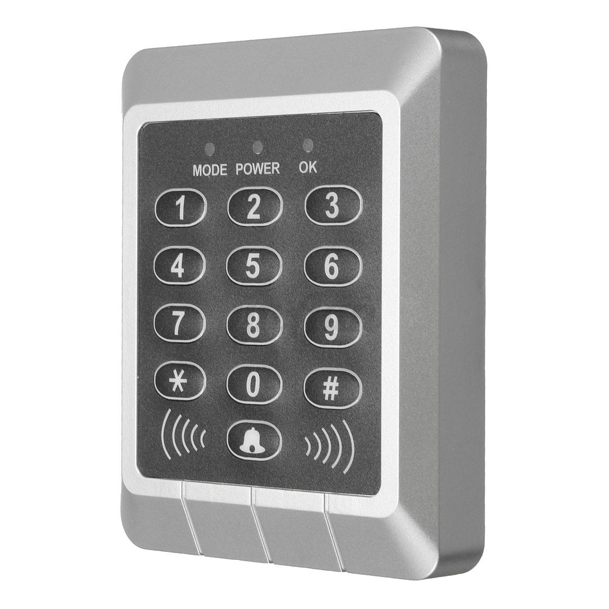Rfid Proximity Entry Door Lock Keypad Access Control