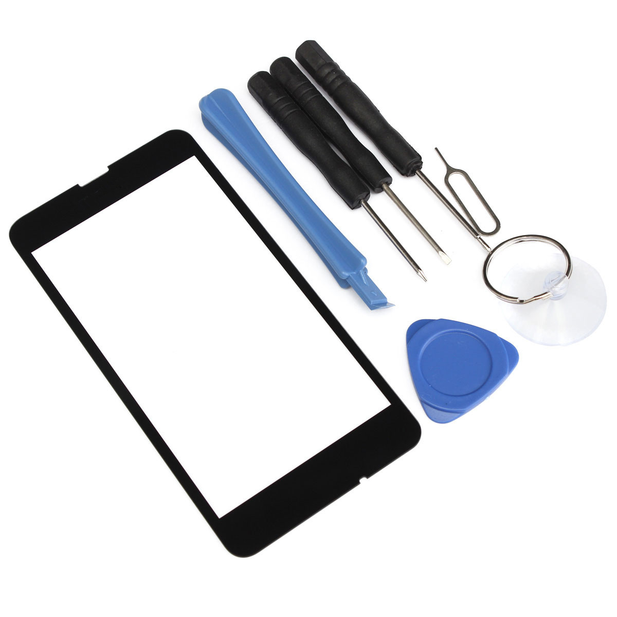 Front outer screen glass lens replacement repair tools for for Window replacement tools