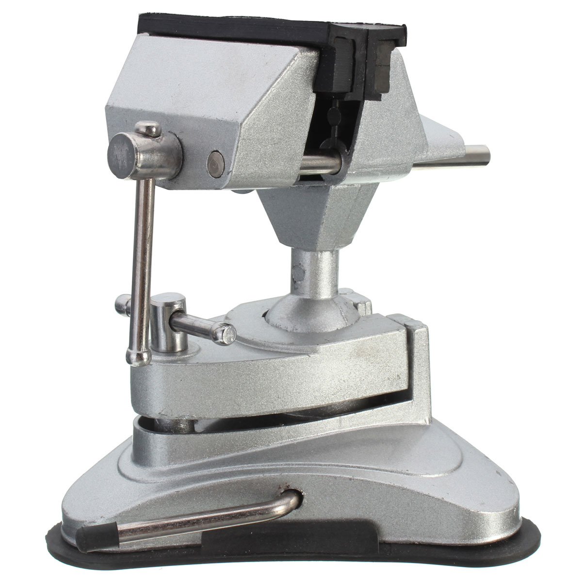 Table Top Bench Vice Vise 360 Rotates Tilts Adjustable