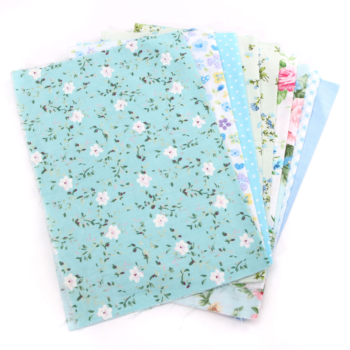 Multy-Style Cotton Linen Fabric Quilting Suitable For Handmade DIY Cloth Sewing