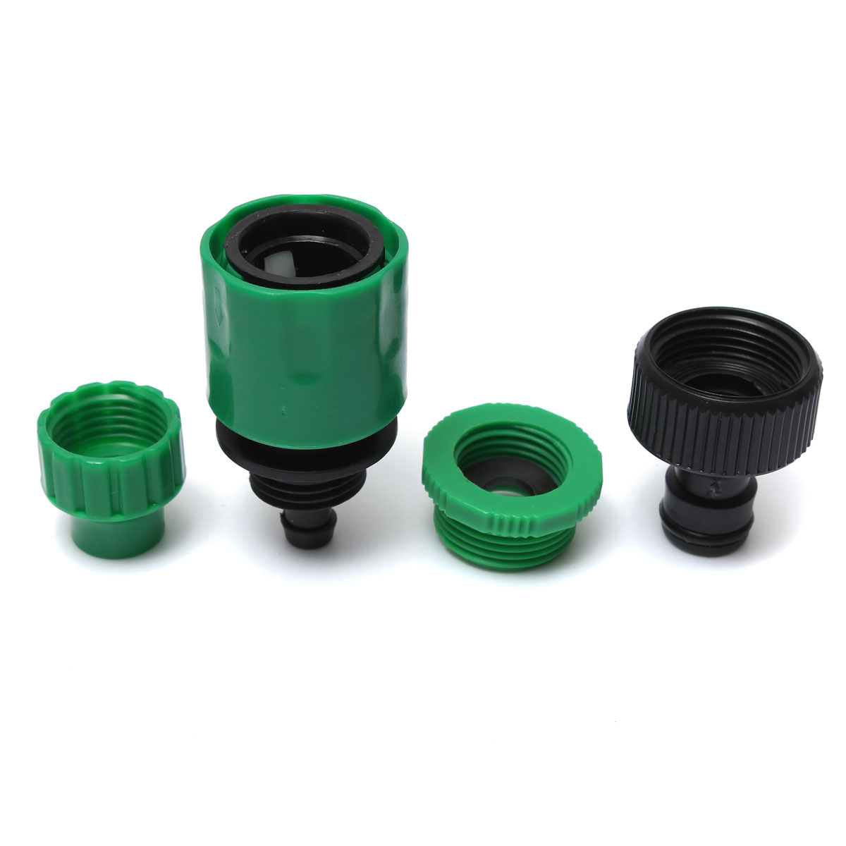 8 11 and 4 7 plastic garden hose water pipe connector for Plastic water pipe