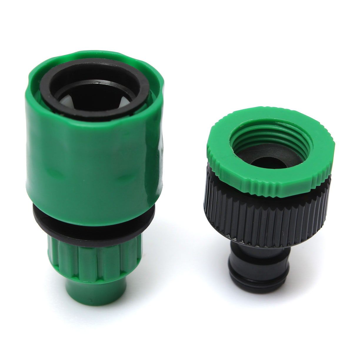 Quot and plastic garden hose water pipe connector