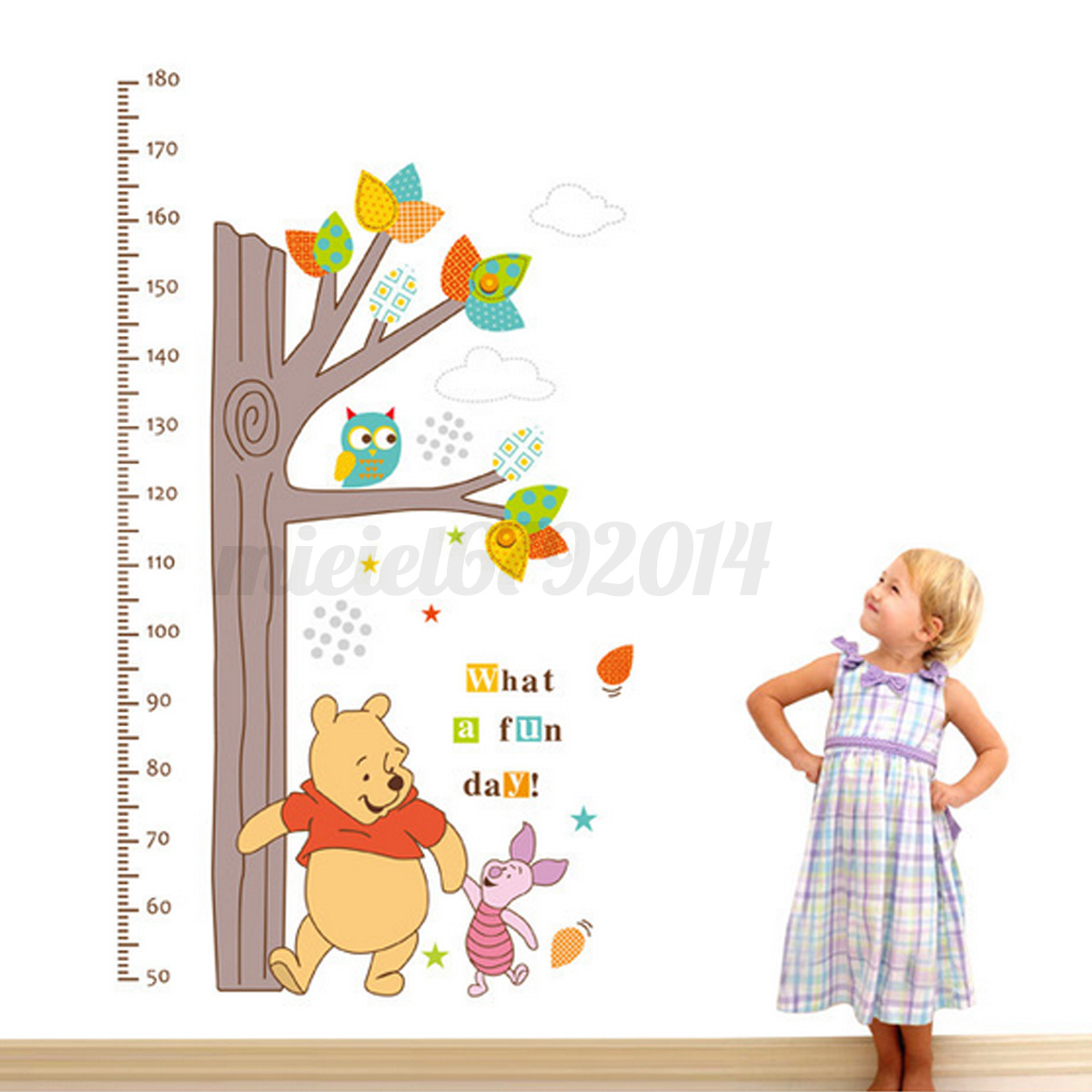 Children height growth chart measure wall sticker kids room decor children height growth chart measure wall sticker kids nvjuhfo Image collections