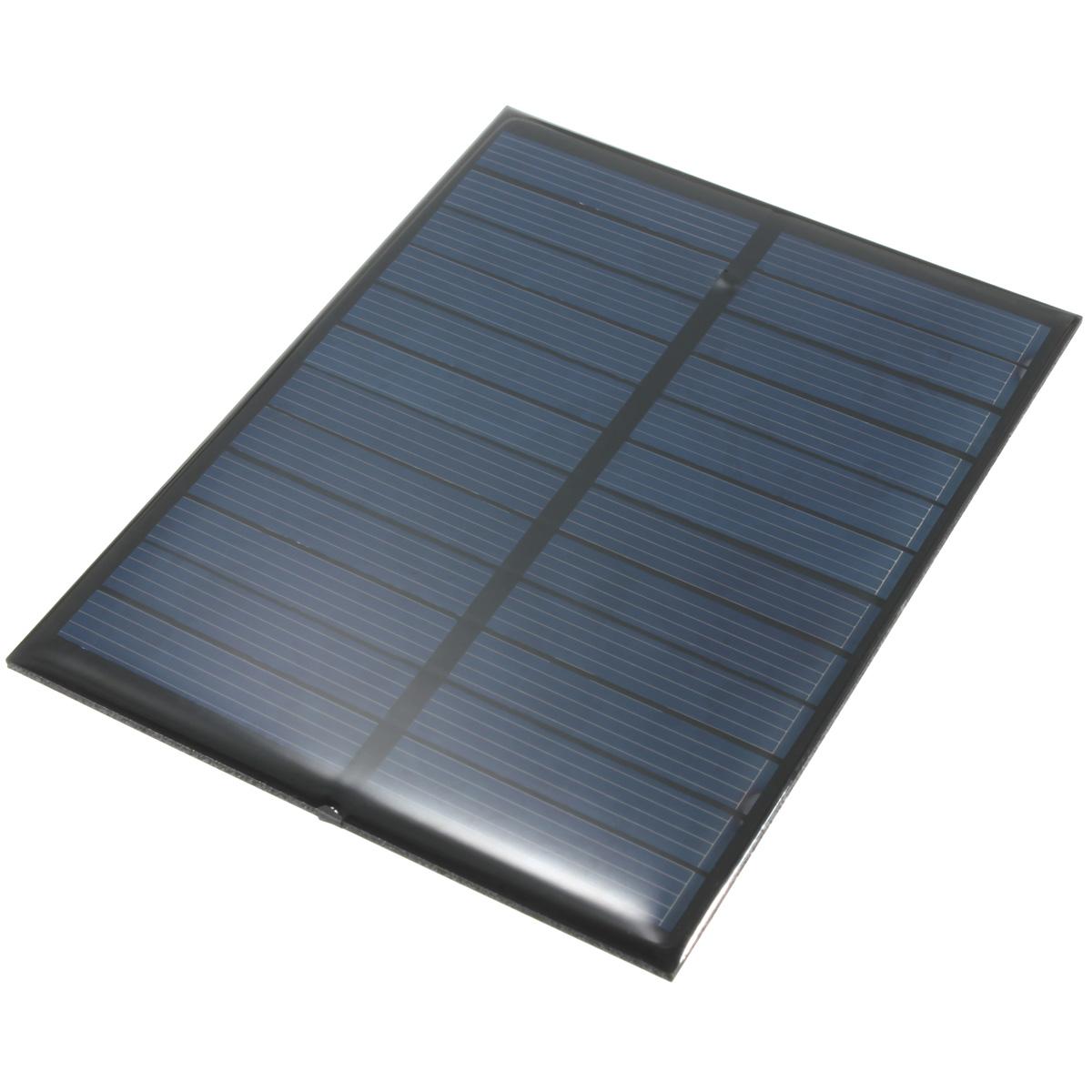 6v panneau solaire petit module cellule photovolta que pv bricolage chargeur uk ebay. Black Bedroom Furniture Sets. Home Design Ideas