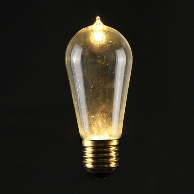 E27 E14s Vintage Retro Filament Edison Tungsten Glass Light Bulb Lamp 110v 220v Ebay: tungsten light bulbs