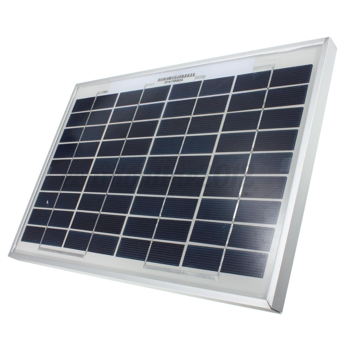 M dulo fotovoltaico c lulas solares panel solar peque o for Panel solar pequeno