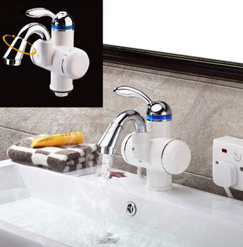 Durchlauferhitzer Wasserhahn Sofortigerelektrische Bad