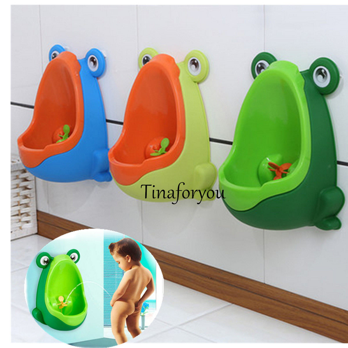 urinoir en plastique enfants toddler potty pee toilettes de formation entra neur ebay. Black Bedroom Furniture Sets. Home Design Ideas