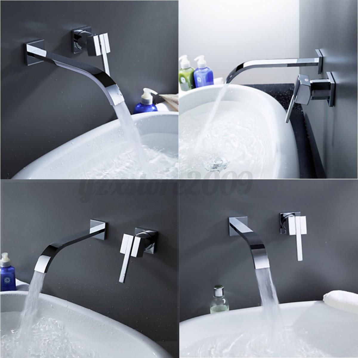 waschtischarmatur einhebelmischer wasserhahn wandarmatur. Black Bedroom Furniture Sets. Home Design Ideas