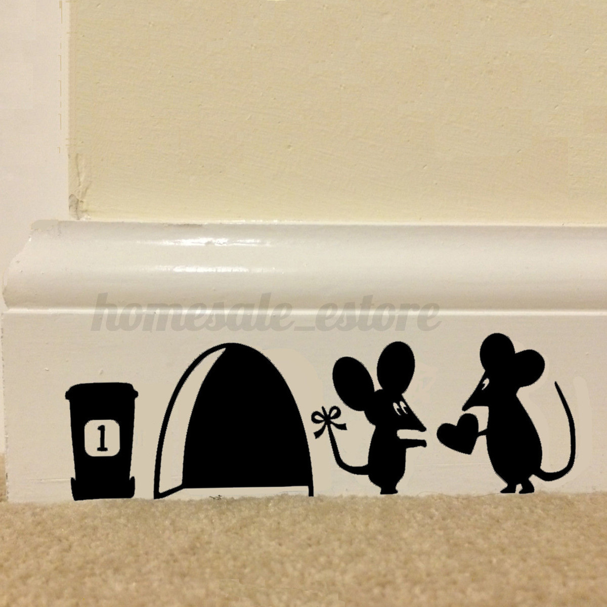 Wall Art Stickers About Family : Family diy removable art vinyl quote wall stickers decal