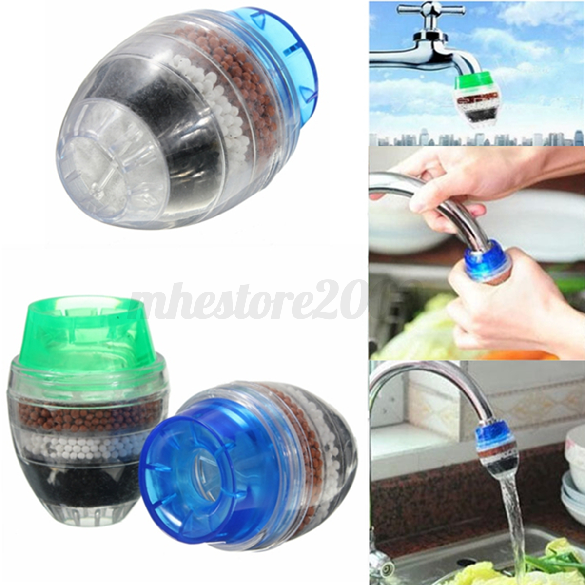 home household kitchen faucet tap water cleaning purifier