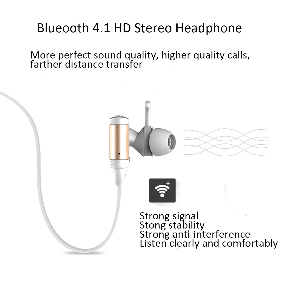 ... Auriculares Inalámbrico Bluetooth 4.1 Estéreo Manos Libre Para