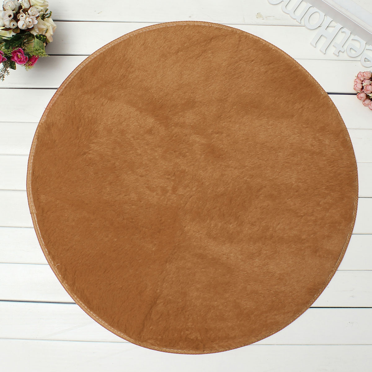40 60 82cm badematte badvorleger badteppich badgarnitur t rmatte bodematte rund ebay. Black Bedroom Furniture Sets. Home Design Ideas