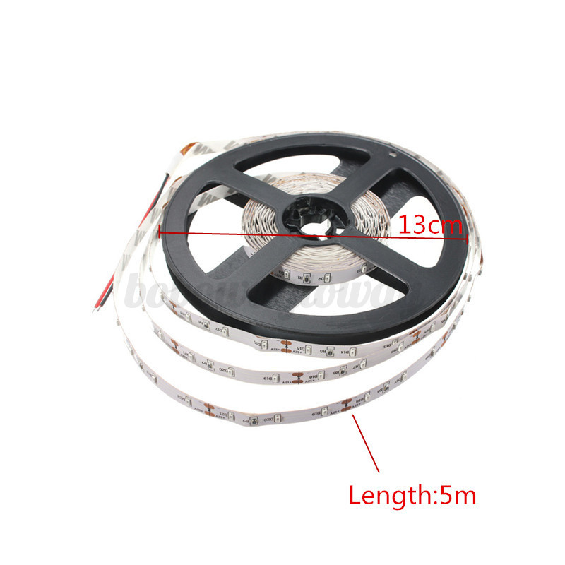 5m 3014smd 300led lichterkette auto leiste kfz stripe. Black Bedroom Furniture Sets. Home Design Ideas