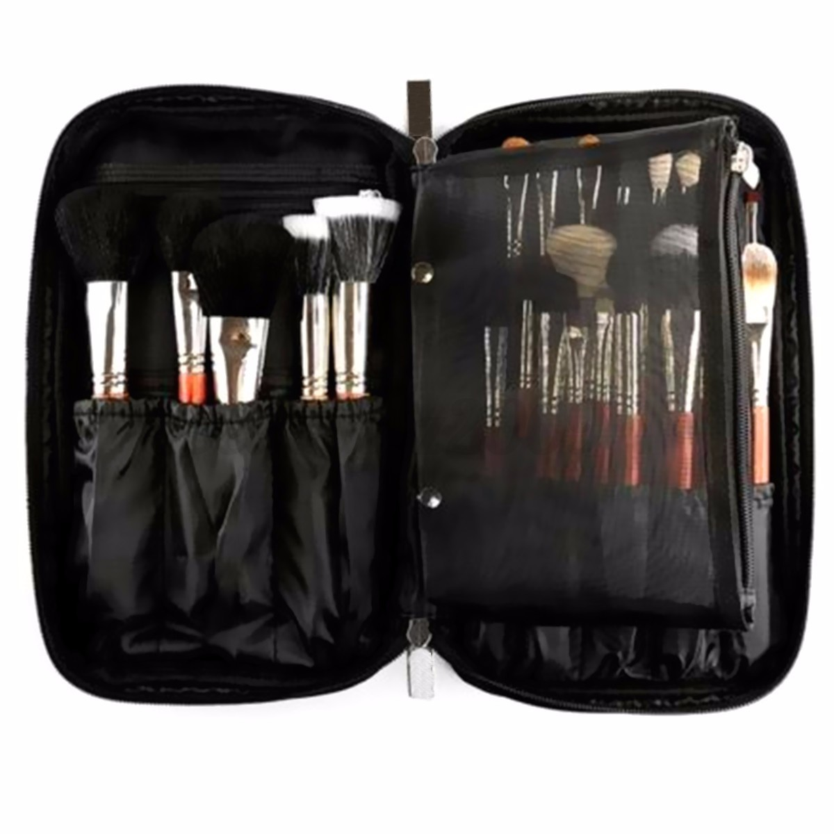 Cosmetic Tool Makeup Brush Bag Case Brushes Holder Storage Pouch Pocket Purse | EBay