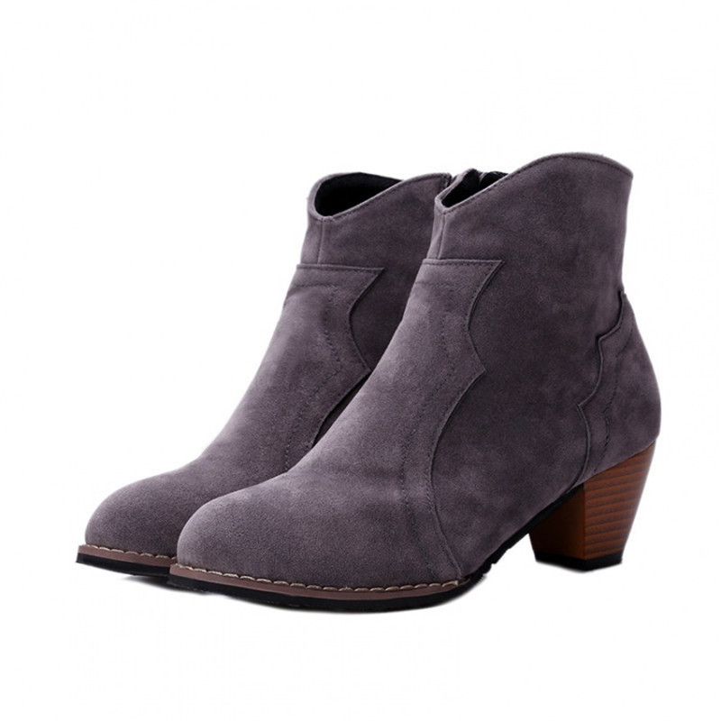 Popular  Stilettos Platform Pump High Heels Shoes Ankle Boots For Women  EBay