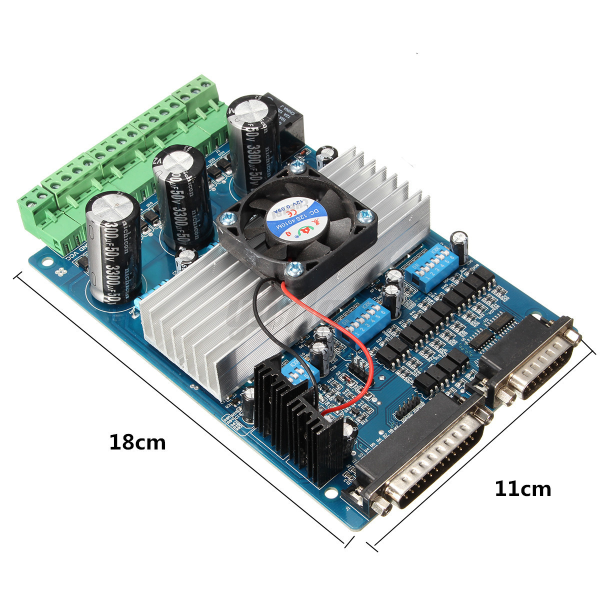 Cnc 3 axis tb6560 stepper motor driver controller board for Stepping motors and their microprocessor controls