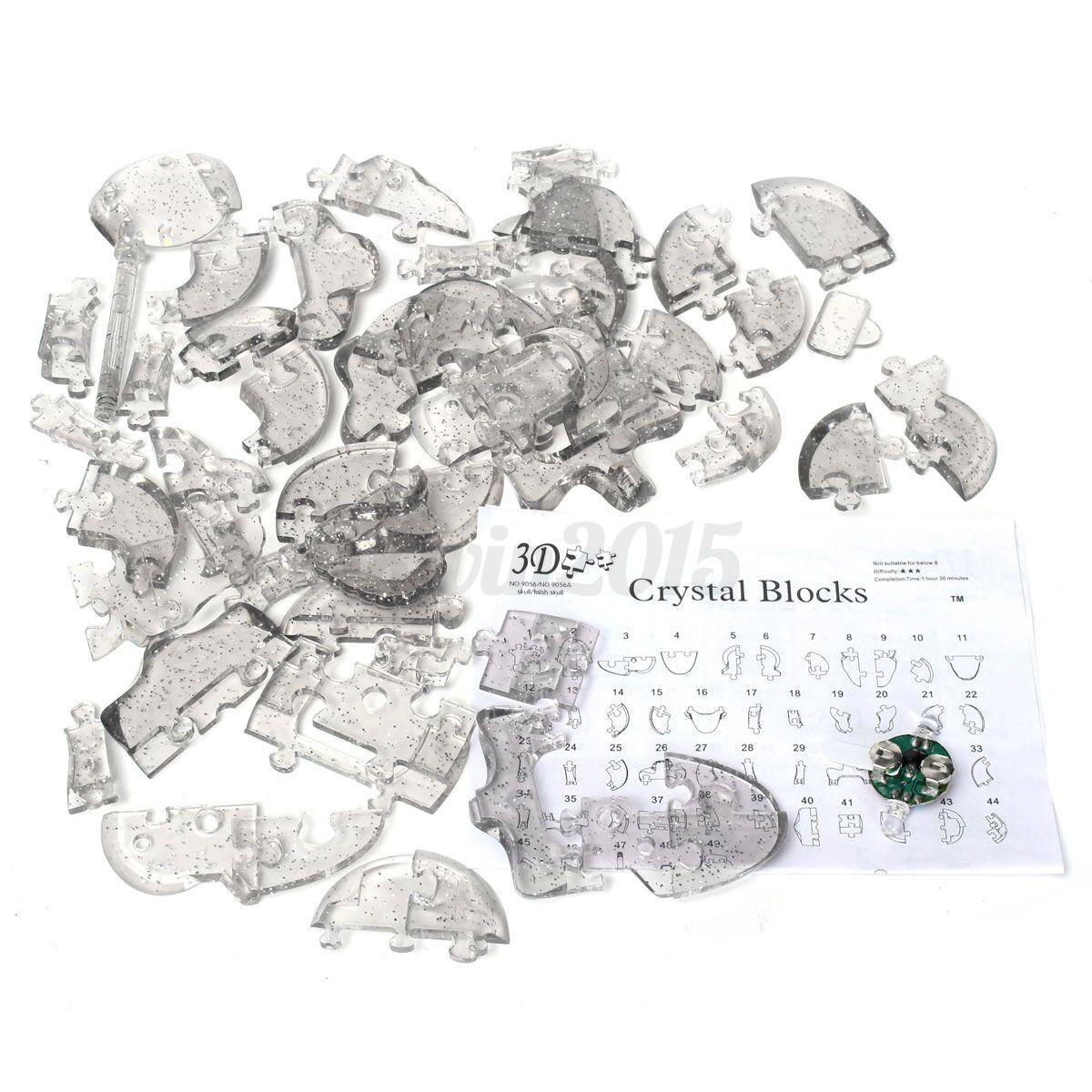 original 3d crystal puzzle castle instructions choice