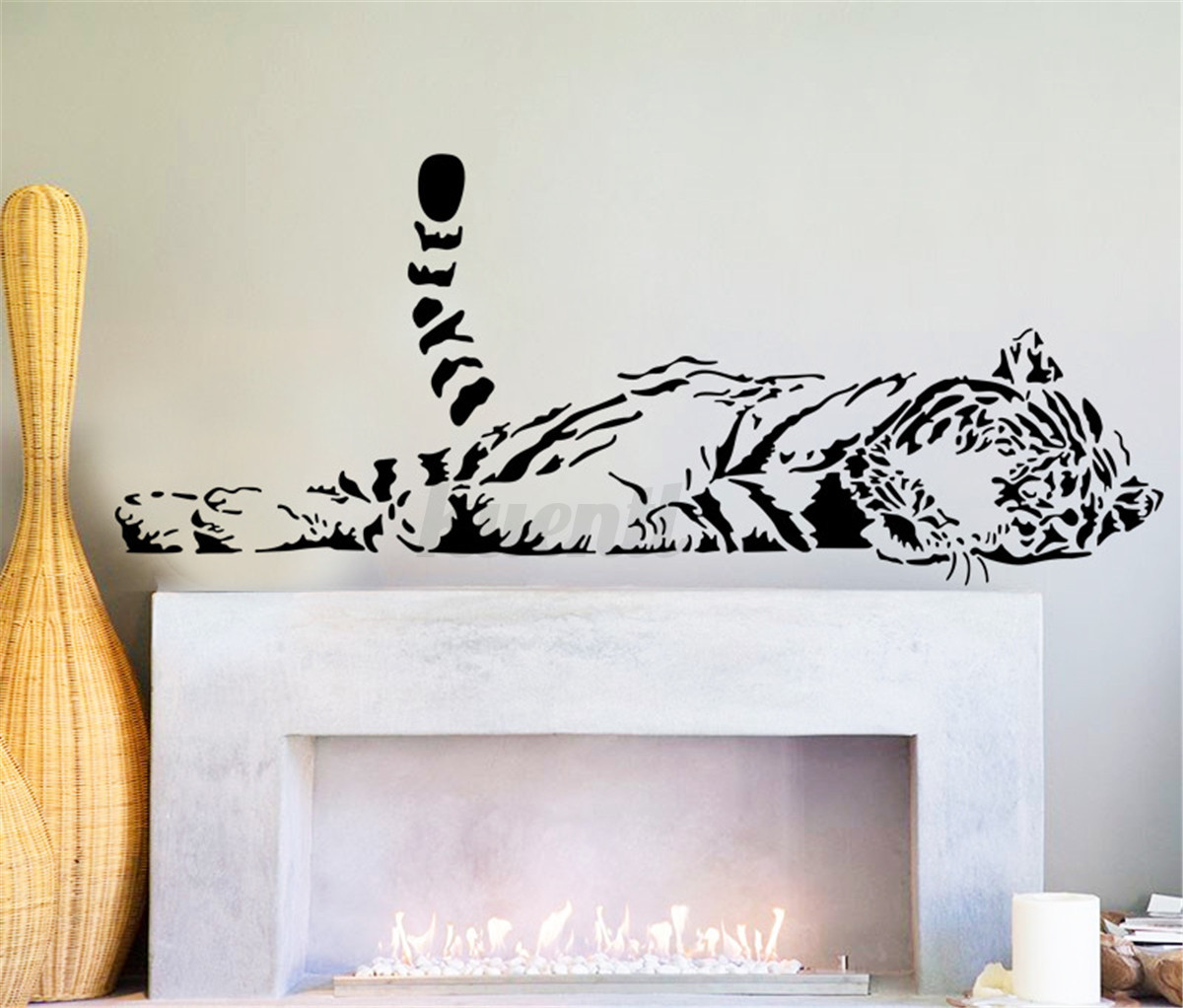 Removible Tigre Pared Pegatinas Vinilo Etiqueta Decal
