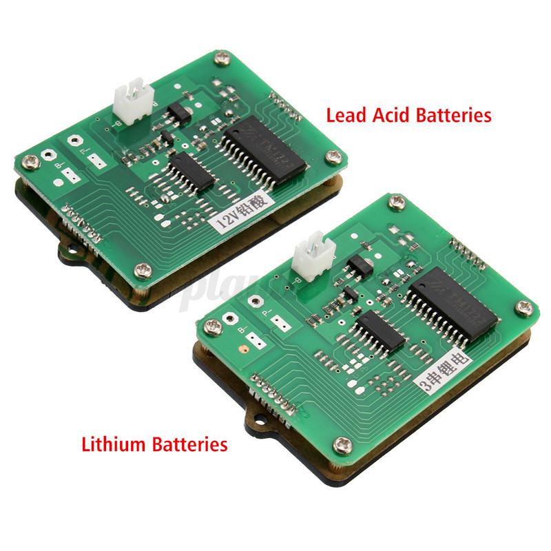 Lead Acid Battery Tester : Battery indicator capacity tester for v lead