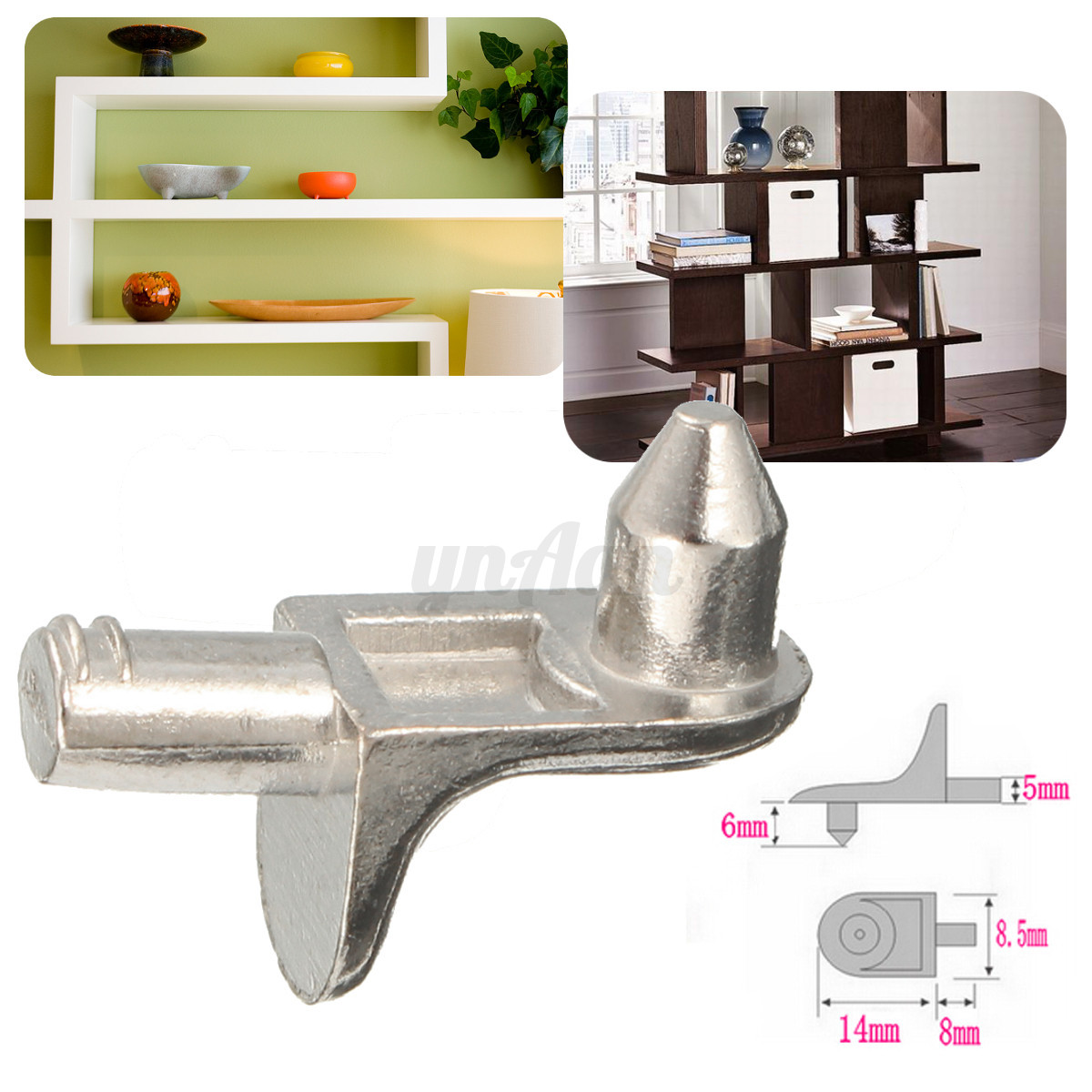 cabinet cupboard wooden board shelf holder support brackets kitchen