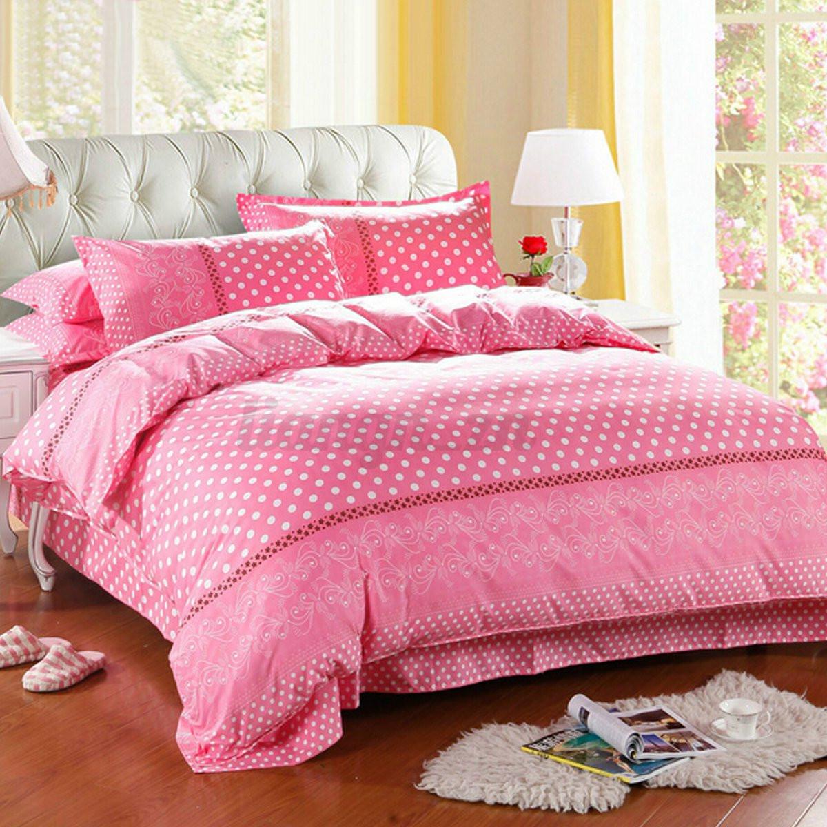 3 4pi ces parure de lit couvre couverture housse couette for Housse de couette ou couvre lit