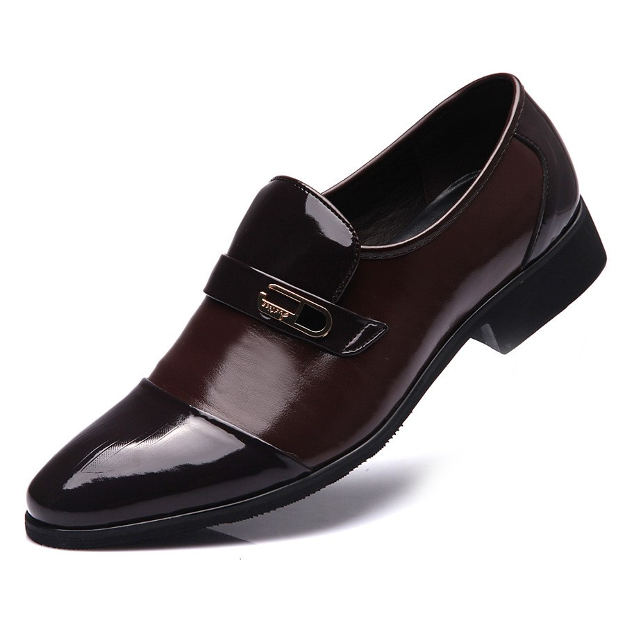 new s business leather shoes formal dress