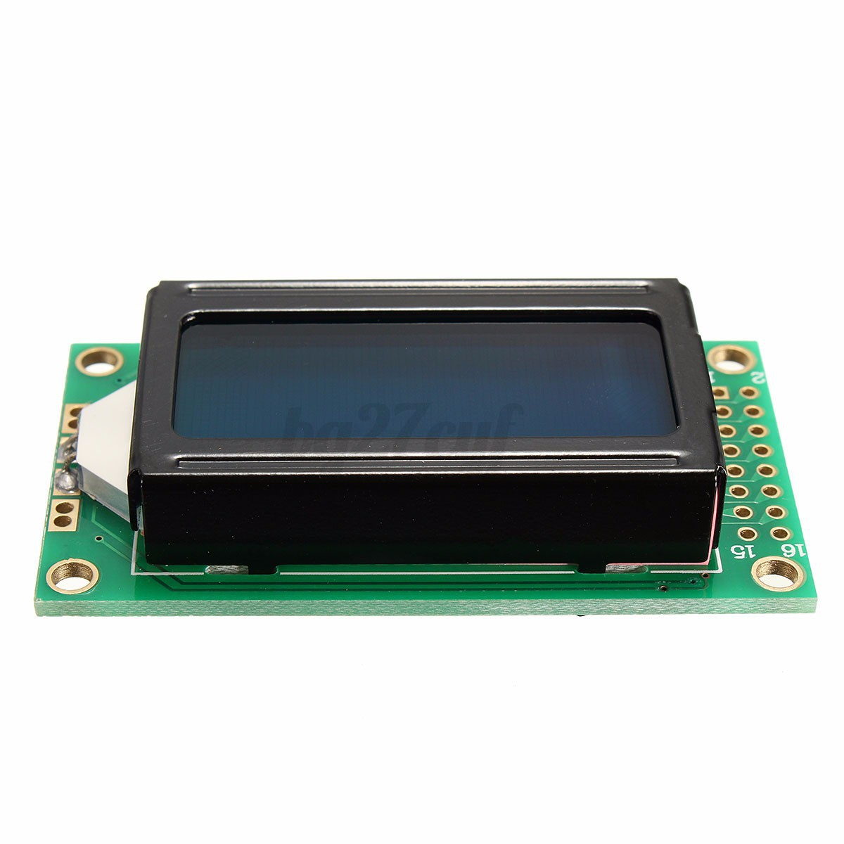 0802 8 2 character lcd module display lcm w led light for. Black Bedroom Furniture Sets. Home Design Ideas