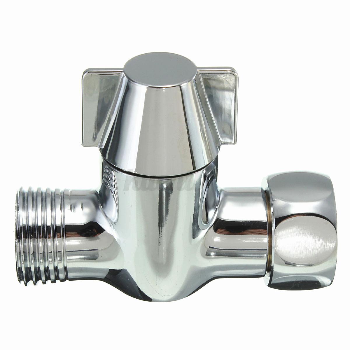 g1 2 brass 3 way shower head diverter valve faucet bathroom brass 3 way shower head diverter valve tap t type