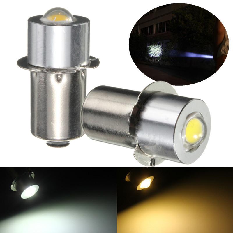 3v 4 5v 6v 18v P13 5s Pr2 Led Flashlight Replacement Bulb