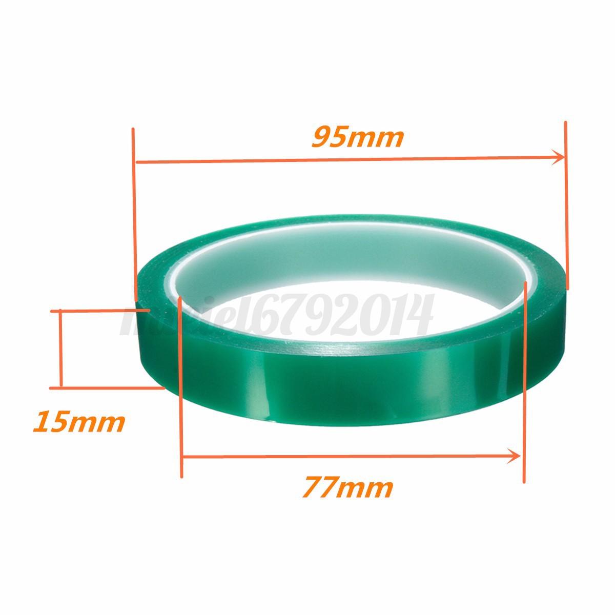 33m polyimid tape hitzebest ndiges klebeband polyimide folie 3d drucker 350 c t2. Black Bedroom Furniture Sets. Home Design Ideas