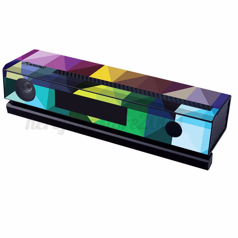 Full cover vinyl decal skin sticker for xbox one console for Decoration xbox one