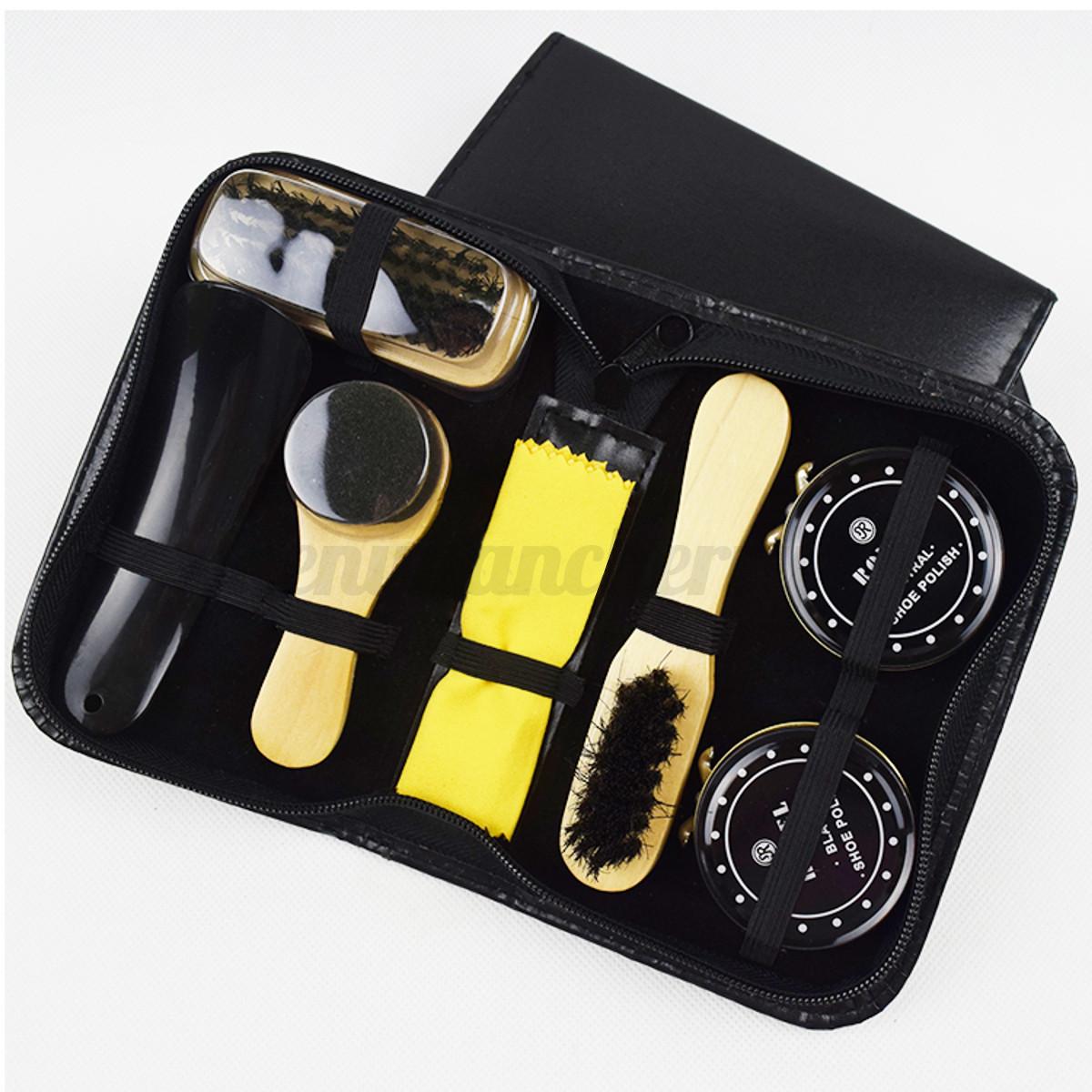 shine shoe polish Kiwi instant black shoe polish colour shine 75ml x 2 bottles: amazoncouk: kitchen & home.