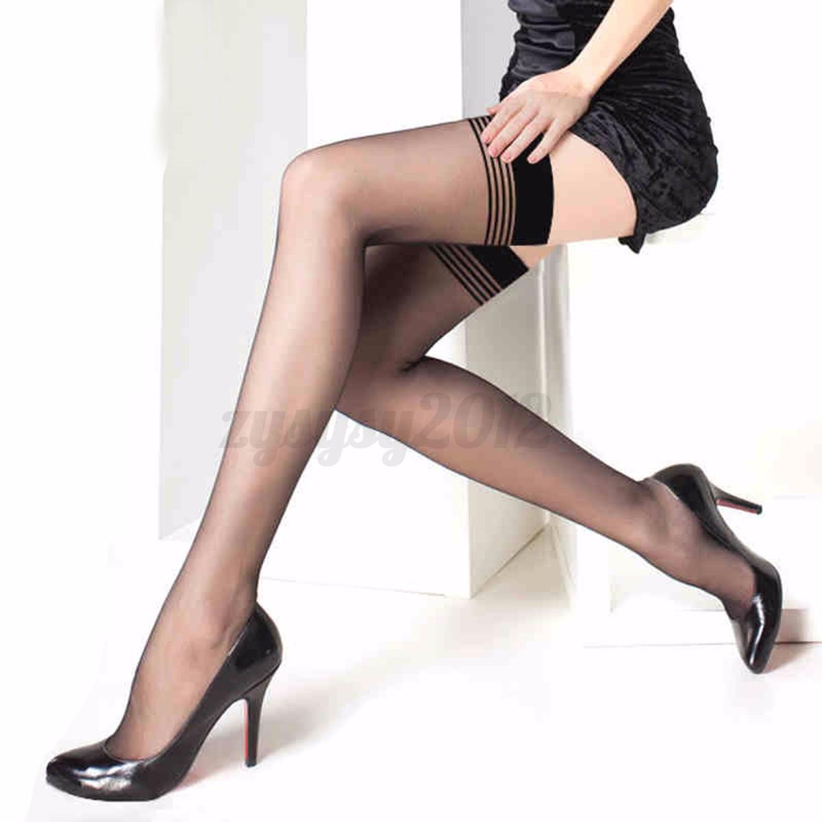 Amir Fashion Pantyhose With Thigh 50