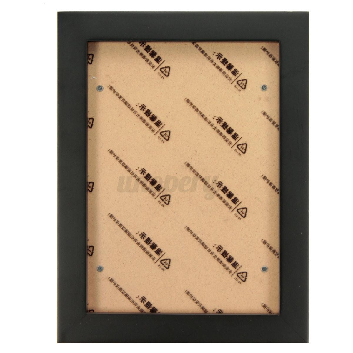 Cornice portafoto in legno cornici colorate da parete per - Cornici da parete per foto ...